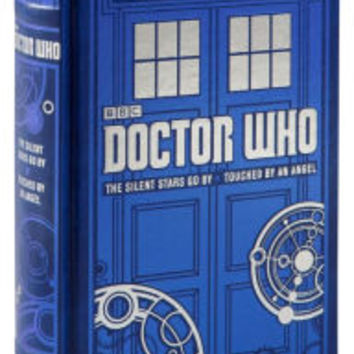 Doctor Who: The Silent Stars Go By/Touched by an Angel (Barnes & Noble Collectible Editions) by Dan Abnett, Jonathan Morris |, Hardcover | Barnes & Noble®