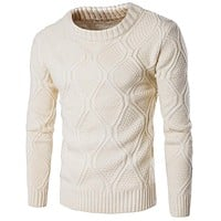 Men Sweater Pullovers Fashion Men Sweaters clothing Appear Sweater For Men Clothes