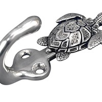 Vicenza Designs Pollino Turtle Hook