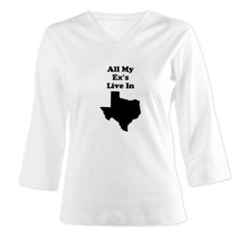 All My Exs Live In Texas Women's Long Sleeve Shirt> All My Ex's Live in Texas> Twisted Twang