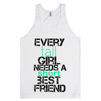 Best Friends Tall Short