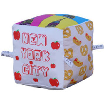 New York City - Organic Cotton Play Block