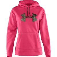 Under Armour Women's Fleece Tackle Twill Logo Hoodie | DICK'S Sporting Goods