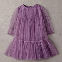 Nellystella LOVE Alice Dress in Grape Jam - N15F004