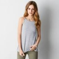 AEO SOFT & SEXY STRIPED JEGGING TANK