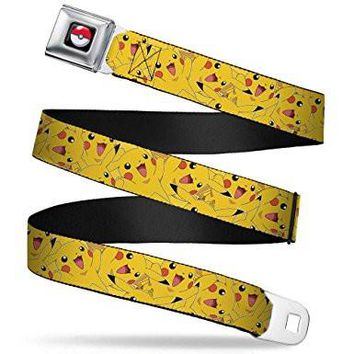 Pokémon Pikachu Collage Belt