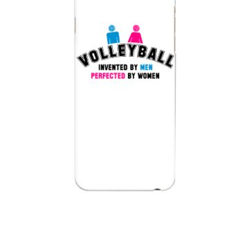Volleyball invented by men, perfected by women - iphone 6 Case