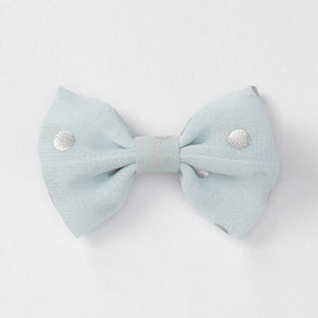 Polka Dot Bow Hair Clips | FOREVER 21 - 1000049551