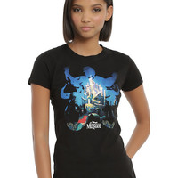 Disney The Little Mermaid Atlantica Girls T-Shirt