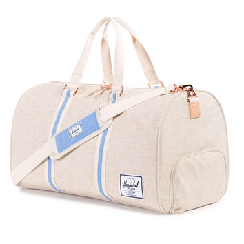 Herschel Supply Co.: Novel Duffle Bag - Natural Hemp
