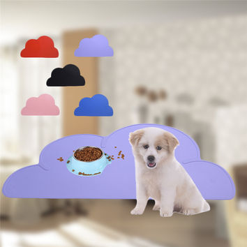 CloudyDays Pet Feeding Placemat