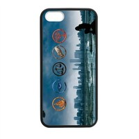 The Fruit of the Most Advanced Laser Technology Divergent Iphone 5/5s Rubber Silicone Case&Cover