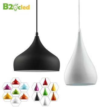 Modern Polished Chrome  Hanging LED Pendant Lamp:  5w 7W