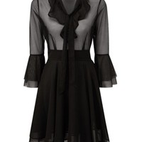 Killstar | Decay Nu-Mourning Dress - Tragic Beautiful buy online from Australia