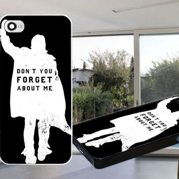 John Bender Doesn't Want You To Forget Case for iPhone 4,iPhone 4S,iPhone 5,iPhone 5S,iPhone 5C,Samsung Galaxy S2 / S3 / S4