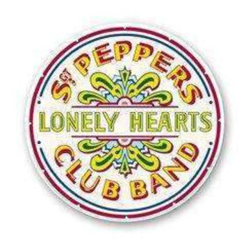 The Beatles Sgt Peppers Lonely Hearts Club Mousepad