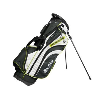 Tour Edge HL3 Golf Stand Bag Black/Silver/Lime
