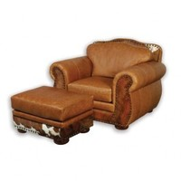 Legend Chair or Ottoman - Home
