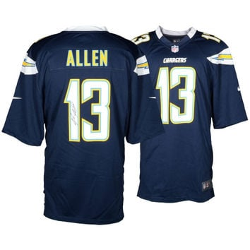youth san diego chargers keenan allen nike navy limited jersey