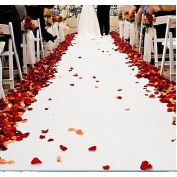 1000pcs Fake Various Colors Silk Flower Rose Petals Wedding Party Decorations