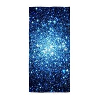 Blue Star Cluster Beach Towel> Beach Towels> The Universe by Douglas Fresh