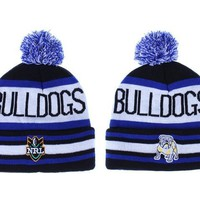 auguau Cantrerbury Bulldogs Beanies NRL Football Hat