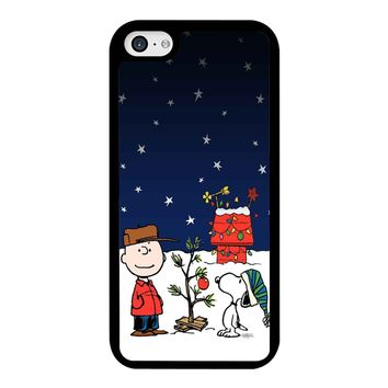 Charlie Brown Christmas Peanuts 001 iPhone 5C Case