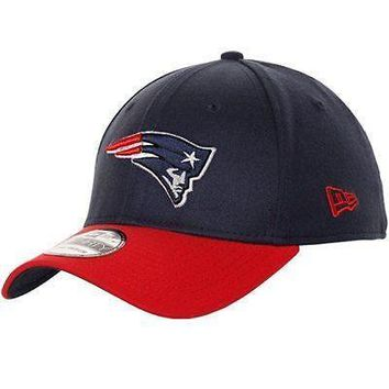 New England Patriots Hat New Era Stretch Fit NFL 39Thirty TD Classic Cap