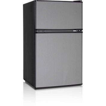 Midea 3.1 cu ft Compact Refrigerator and Freezer