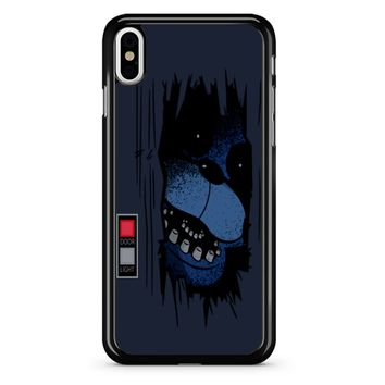 Five Nights At Freddys Bonnie iPhone X Case