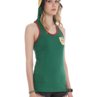 Star Wars Her Universe Boba Fett Hooded Tank
