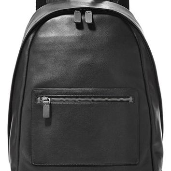 Men's Skagen 'Kroyer' Leather Backpack