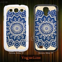 mandala Samsung Galaxy S4 case, Galaxy S3 case, Phone Cases Phone Covers, Skins, Case for Samsung VA148I