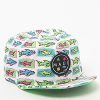 Maui & Sons Yew Flip Up Snapback Hat - Mens Backpack - Multi - One
