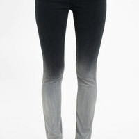 Knee Deep Ombre Skinny Jeans