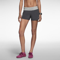 "Nike 4"" Rival Women's Running Shorts - Anthracite"
