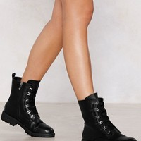 Walk Out High Ankle Boot