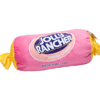 Big Plush Watermelon Jolly Rancher Candy Pillow | CandyWarehouse.com Online Candy Store