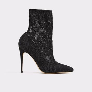 Halle Midnight Black Women's Dress boots | ALDO US