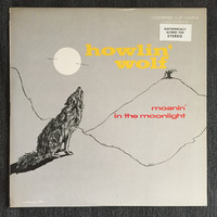 Howlin' Wolf - Moanin' In The Moonlight (Used LP)