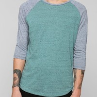 ALTERNATIVE Willoughby Baseball Tee - Urban Outfitters