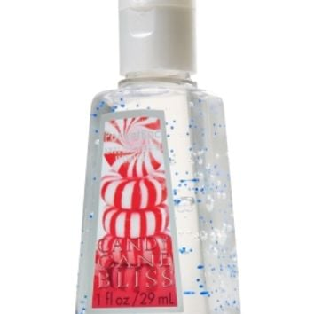 Candy Cane Bliss PocketBac Sanitizing Hand Gel   - Anti-Bacterial - Bath & Body Works