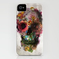 SKULL 2 iPhone Case by Ali GULEC | Society6