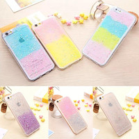 Fashion Candy Colorful Case For Apple iphone 5 5S 6 6S 6Plus