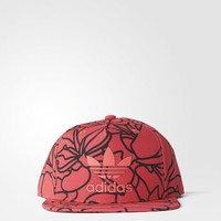adidas Dear Baes Snap-Back Hat - Pink | adidas US