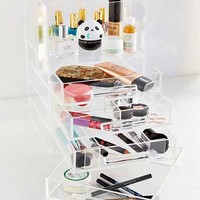 Icebox Little London Luxury Makeup Organizer