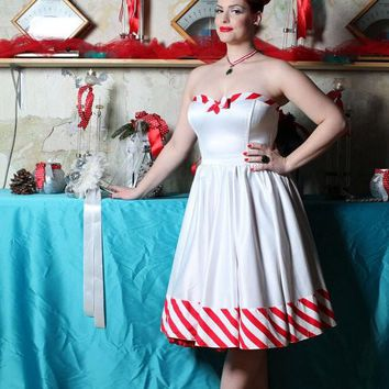Rockabilly Candy Wedding Dress By TiCCi