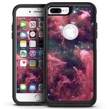 Crimson Nebula - iPhone 7 or 7 Plus Commuter Case Skin Kit