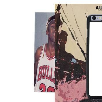 Michael Jordan Cigar IPhone 6S Plus Case Auroid