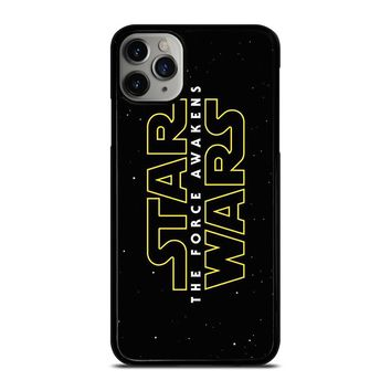 STAR WARS THE FORCE AWAKENS iPhone Case Cover
